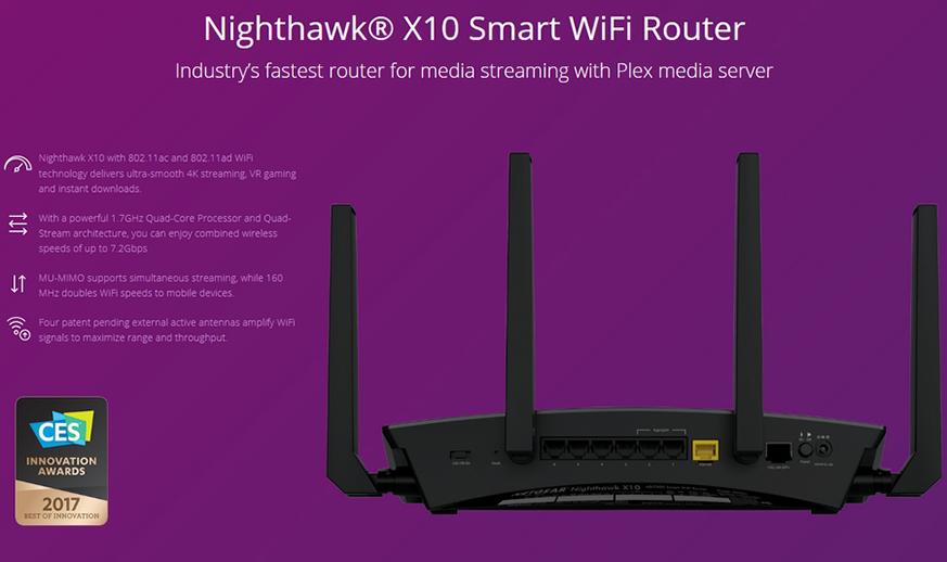 Winco | Product | NETGEAR Nighthawk X10